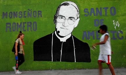 Mural en San Salvador