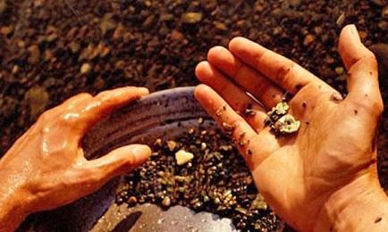 Los buscadores de oro de cuba como en el viejo far west for Como es una beta de oro