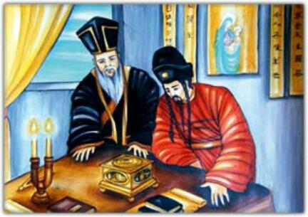 El jesuita Matteo Ricci. Los ecos de su predicación en China llegaron hasta Corea