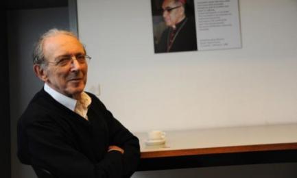 Jon Sobrino, teólogo y jesuita, 77 años