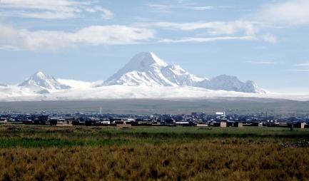 El Alto, La Paz, donde aterrizará el Papa