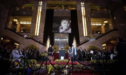 CENIZAS DE NOBEL. Las de García Márquez, serán depositadas el domingo en el lugar definitivo, el claustro de la Universidad de Cartagena, en Colombia