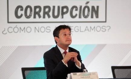 Corrupción. ¿Cómo hacemos? Foto Miguel Dimayuga