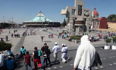 BASÍLICA DE GUADALUPE. MÁS PEREGRINOS QUE EN SAN PEDRO Y EL VATICANO. Las cifras del primado fueron proporcionadas por la Secretaría de Turismo de Ciudad de México