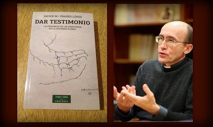 EL VÉRTIGO DEL TESTIMONIO. La obra del teólogo Prades se presenta en varios países de América Latina. El desafío de transmitir la fe a las nuevas generaciones