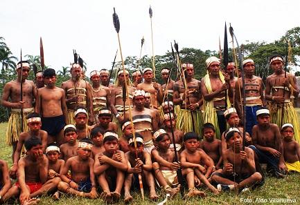 PERÚ. EN DEFENSA DE LOS INDIOS DE LA SIERRA DEL DIVISOR. Survival International denuncia el riesgo de degradación de una región indígena de la frontera y los peligros para las poblaciones