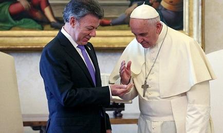 COLOMBIA. ¿QUÉ SERÁ DE LA ANUNCIADA VISITA DEL PAPA EN 2017? Para los obispos del país, sin guerra y sin paz la visita sigue en pie. Pero no está dicho…