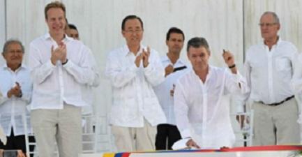 COLOMBIA. EL VALOR DE HACER LA PAZ. Algunas consideraciones sobre el Nobel al presidente Santos. Segunda prueba también para la Iglesia