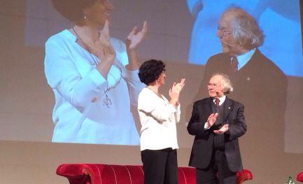 Pérez Esquivel en el Teatro Argentina de Roma el 29 de noviembre para la clase magistral
