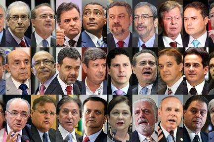 EL BRASIL DE LOS MORALIZADORES RETROCEDE EN EL RANKING DE LOS PAÍSES MÁS CORRUPTOS. No bastan los impeachment para triunfar en la lucha contra el mal gobierno