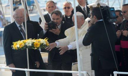 Los comienzos en Lampedusa
