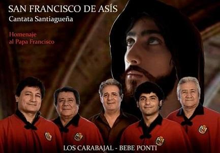 El afiche de la Cantata que se presentará en marzo en Campana
