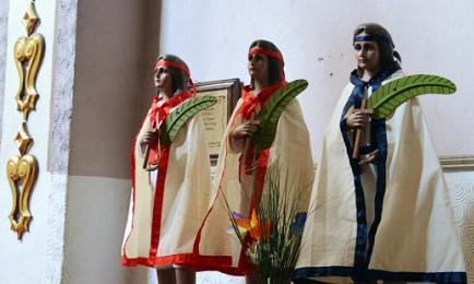 ¿BIS DEL PAPA FRANCISCO EN MÉXICO? Ya hay una oportunidad y una invitación. La ceremonia de canonización de tres niños indígenas mártires de la fe en el siglo XVI