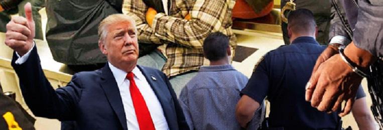 El fotomontaje que acompaña el editorial contra Trump de la revista
