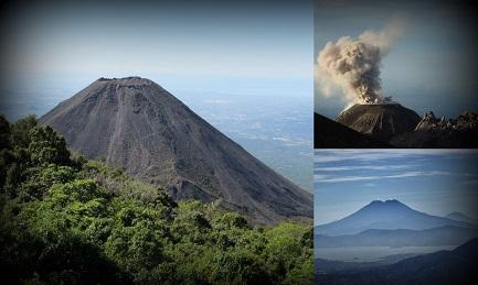 TRES VOLCANES DE AMÉRICA CENTRAL ENTRE LOS MÁS PELIGROSOS DEL MUNDO. Dos están en El Salvador y uno en Guatemala