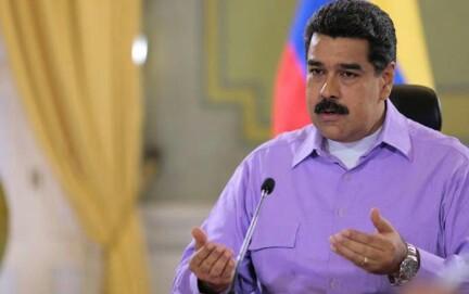 El presidente venezolano Nicolás Maduro (Yoset Montes-Prensa Miraflores)