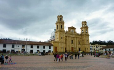 ANTE ELLA SE ARRODILLÓ BOLIVAR, LIBERTADOR DE AMÉRICA. En septiembre el Papa visitará Colombia y rezará delante del famoso cuadro de la Virgen de Chiquinquirá