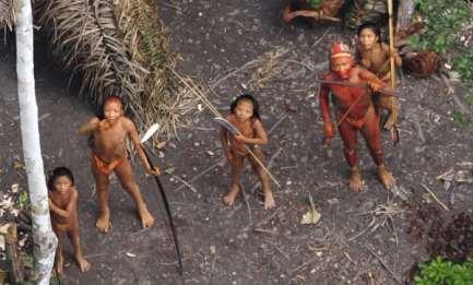 ¿QUÉ SERÁ DE ELLOS? El gobierno de Brasil recorta los fondos para la protección de las tribus no contactadas y las deja a merced de madereros y agroganaderos
