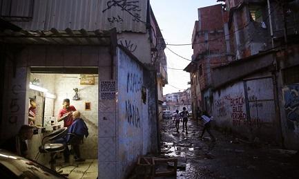 Estudio de la revista Cidade Nova, del Movimiento de Focolares de Brasil