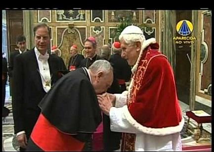 LA HERENCIA DE APARECIDA DIEZ AÑOS DESPUÉS. La célebre conferencia de 2007 en el santuario brasileño vista y repropuesta por Bergoglio Papa