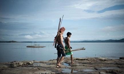 En busca de alimentos en el valle de Tapajós, en el corazón de Amazonia - ANSA