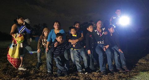 Record de menores detenidos cuando intentaban entrar a Estados Unidos