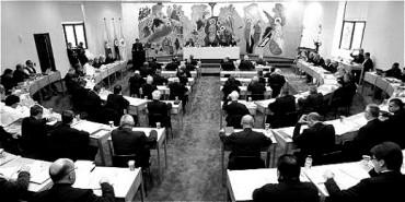 EL PAPA EN MEDELLÍN, DONDE EL CONCILIO VATICANO II SE HIZO LATINOAMERICANO. La ciudad colombiana fue la sede de la II Conferencia de los obispos del continente en 1968