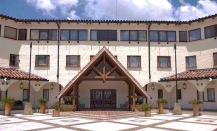 La sede del Celam en Bogotá donde se llevará a cabo el encuentro