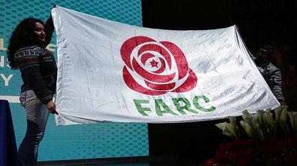 El nuevo logo de las FARC. (EFE-REUTER-QUALITY)