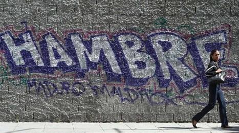 MÁS HAMBRE EN CINCO PAÍSES DE AMÉRICA LATINA. Son Argentina, Ecuador, El Salvador, Perú y Venezuela