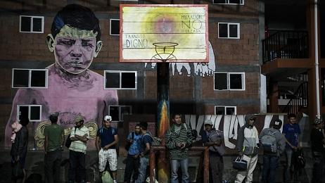 DE MIGRANTES A PRÓFUGOS. El nuevo drama de los centroamericanos que huyen de la violencia en América Central y piden refugio en México