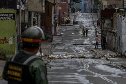 Venezolanos en busca de alternativas