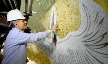 APARECIDA EM FESTA. Grandes celebrações para o 300º aniversário do aparecimento da padroeira do Brasil em 12 de outubro. São esperadas mais de 250 mil pessoas. Papa Francisco foi lá logo que eleito.