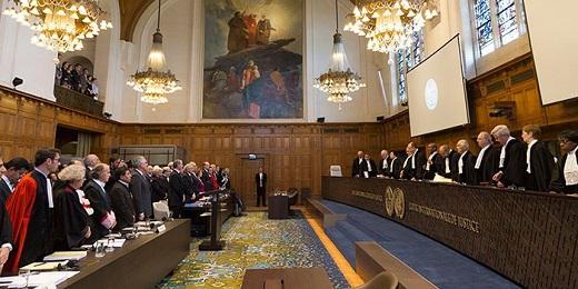 La Corte Internacional de Justicia de La Haya