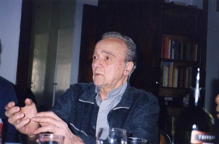El teólogo italo-argentino Lucio Gera, una figura importante en la formación de Bergoglio