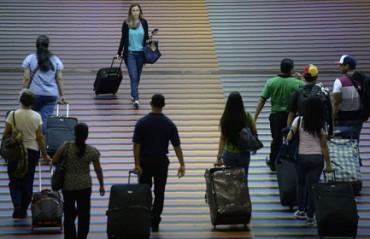 LA VENEZUELA FUERA DE VELEZUELA. La diáspora crece. Estados Unidos ocupa el primer lugar, después, España e Italia. En América Latina se destaca Chile como país de destino