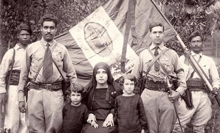 Cristeros (Foto Vendée Chouannerie)