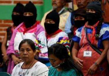 LA CANDIDATA QUE NO QUIERE LOS VOTOS. La indígena Marichuy está sacudiendo a México. Esta es su historia