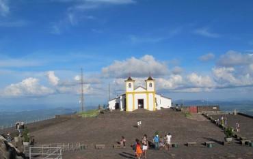 A MENOR BASÍLICA DO MUNDO. Ermida do século XVIII, no estado brasileiro de Minas Gerais, recebe o título de basílica. Para exaltar a piedade.