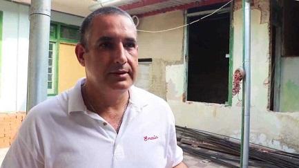 """Víctor Cuevas Cárdenas, de paciente a creador del """"Proyecto Corazón Solidario"""""""