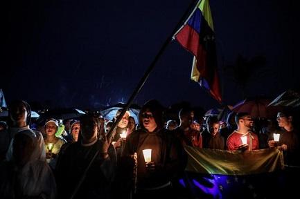 Noche venezolana