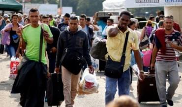 """MALETAS QUE HABLAN. Son de venezolanos que cruzan la frontera con Colombia, las valijas del """"no sé cuándo podré volver"""""""