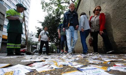 ES MEJOR SI CREE EN DIOS. Es lo que piensan los brasileños acerca del Presidente de la república que deben elegir en octubre. Y tiene que ser honesto