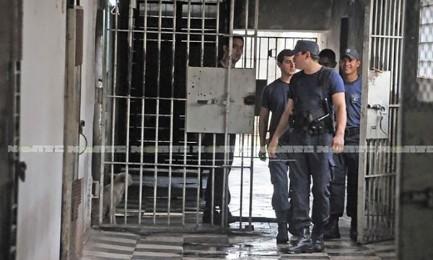 La cárcel de la Alcaidía de la ciudad de Resistencia
