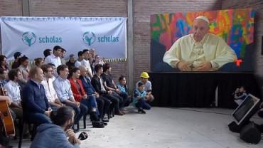 UNA CASA PARA LAS SCHOLAS DEL PAPA. La Fundación pontificia abre su sede en Argentina en la villa de emergencia del padre Carlos Mugica, el precursor de los curas villeros