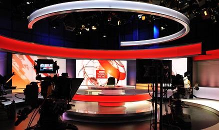 Los estudios de la BBC de Londres