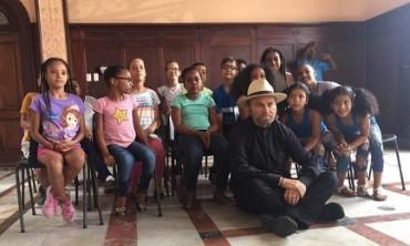 """""""HAVANA KYRIE"""". El actor italiano Franco Nero está rodando en Cuba la primera producción cinematográfica ítalo cubana"""
