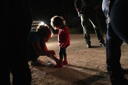 Frontera inhumana