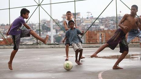 La revolución del fútbol