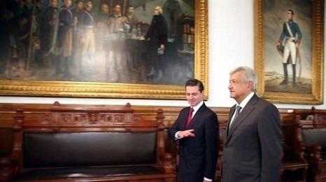 LOPEZ OBRADOR INVITA AL PAPA A MÉXICO. El líder socialista que acaba de ser elegido presidente considera que el pontífice argentino es un aliado importante en la lucha contra la corrupción y la violencia